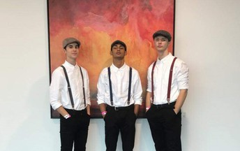 Gentlemen Crew will Represent New Zealand