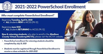 PowerSchool Info (English)