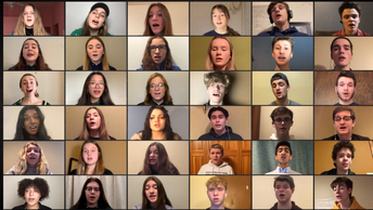 ISD 196 Choirs Collaborate for Online Performance