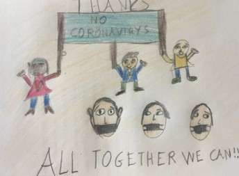 Evaggelos (Chalandritsa school and Empathy Team group member)