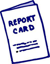 Report Cards Will Be Emailed January 11th