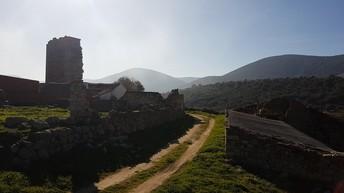 Torre de Malamoneda, junto à necrópole.
