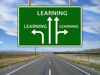 Active Learning Straight Ahead