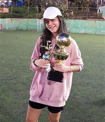 Most Goals Scored Award!