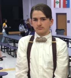 """Dress to Impress"" Student"