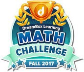 Middletown's  FALL 2017 DreamBox COMPETITION