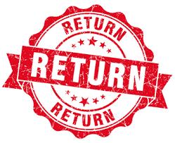Instrument Return Plan