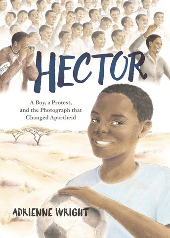 #classroombookaday: Hector by Arienne Wright