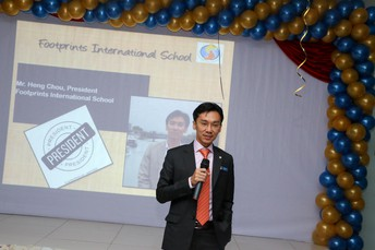 The School President's Message