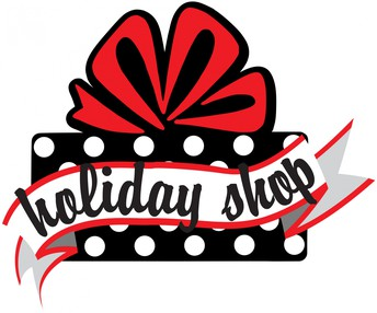 Holiday shop is this week