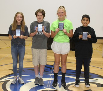 6th Grade Students of the Year