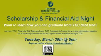 Financial Aid & Scholarship Night