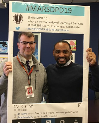 March 8, 2019 - In-Service Day (Secondary Schools) - by:  Dr. Rawls