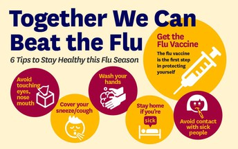 Heath News - Just in Time for Flu Season