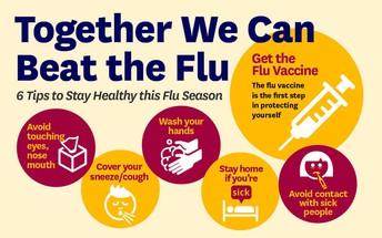 Heath News - Just in Time for Flu Season