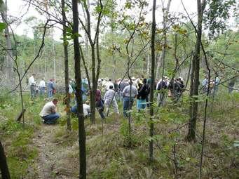 Field Trip - Shimek Forest - May 6th