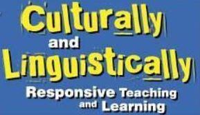 iBelong and Culturally Responsive Teaching