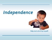 Encourage independence during your child's homework time