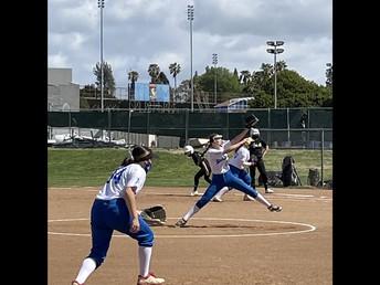 JV Softball against South Hills
