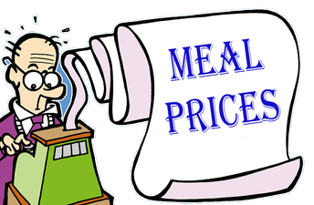 School Meal Pricing