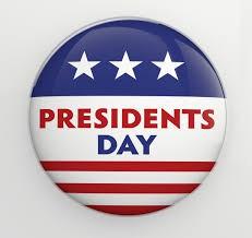Presidents' Day - Feb 19th - School Closed