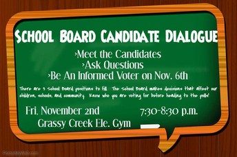 MSD WARREN TOWNSHIP SCHOOL BOARD CANDIDATE DIALOGUE