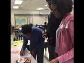 Gummy bear osmosis lab in biology