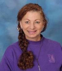 Cheryl Nottingham, custodian