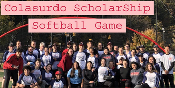 Faculty and Student Host First Annual Colasurdo Softball Fundraiser