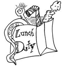 LUNCH DUTY VOLUNTEERS NEEDED FOR 2019 - 2020 Year