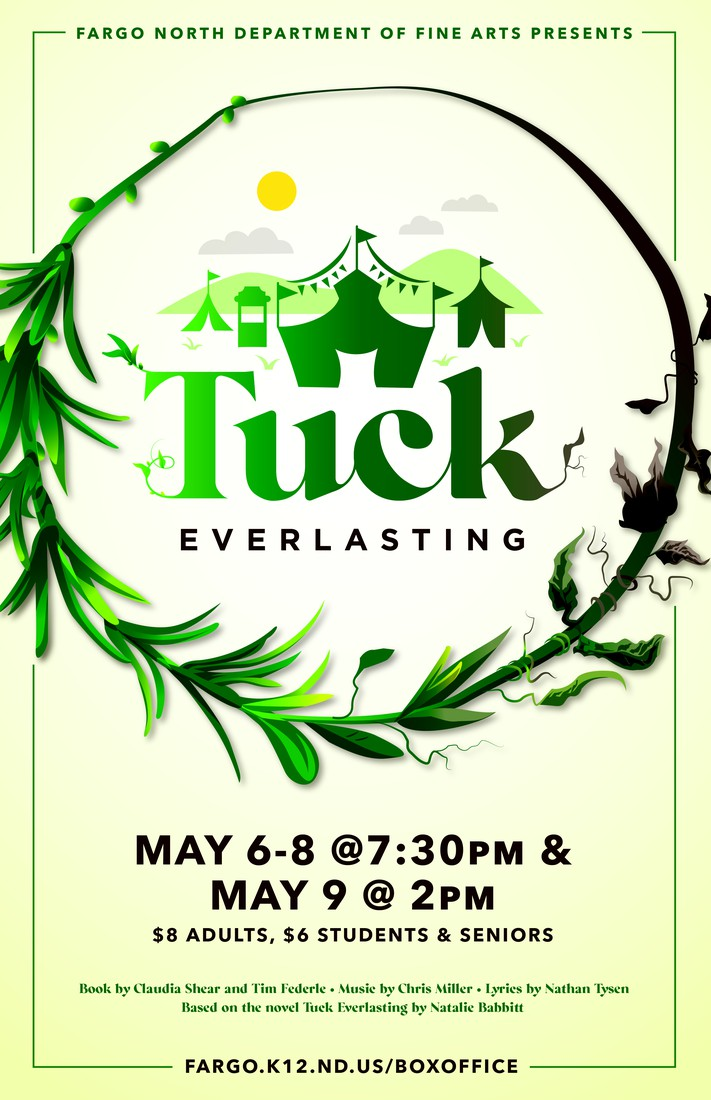 Tuck Everlasting Play Poster