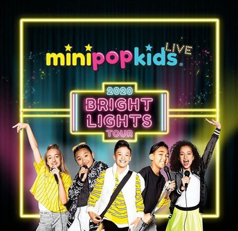 MINI POP KIDS PERFORMANCE