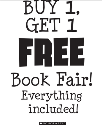Book Fair Information.....May 21
