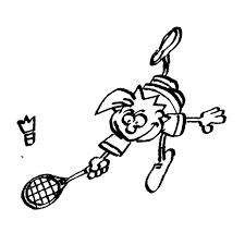 Badminton Finals!