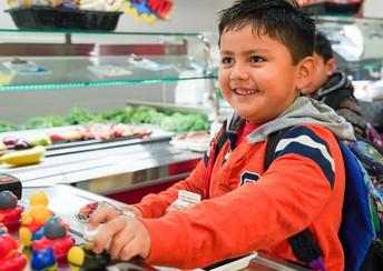 LTISD schools participate in National School Breakfast Week