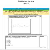 4th Grade Task Cards