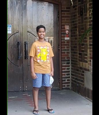 6th Grade- Abdullahi Salah