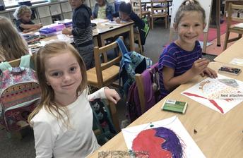 Kinder Visual and Performing Arts (VAPA)