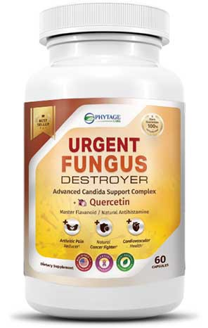 Urgent Fungus Destroyer Supplement