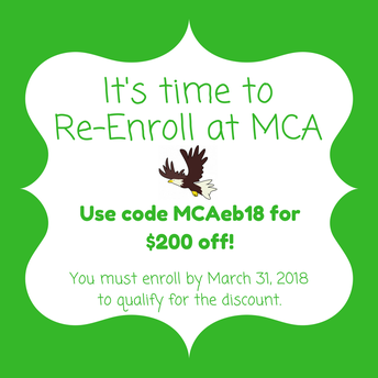 Re-enrollment Continues!
