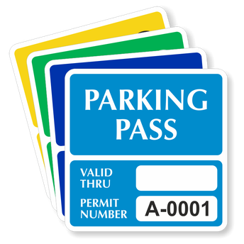 Parking Passes for Cedar Hill High School Students