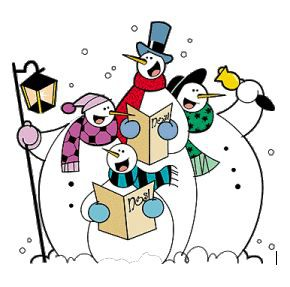 Holiday Assembly and Singalong - December 19 - 7:40 am