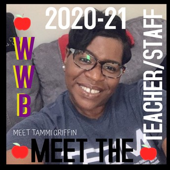 Ms. Griffin, Kindergarten Para Educator