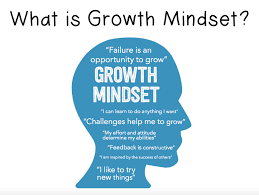 Growth Mindset! We ALL need it!