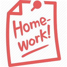 Updated Homework Policy