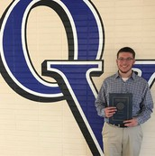 OVHS Student Takes State Award