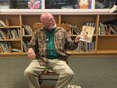 Mr. Crisp Returns to Kindergarten