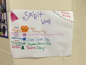 Join us for Spirit Week!