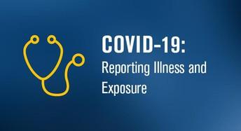 COVID-19 Reporting During Winter Break