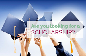 Scholarships Linked on School Website